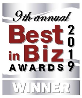 BillingPlatform wins two silvers in the Best in Biz Awards 2019.