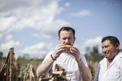 Hokol Vuh, un viaje culinario maya de la mano de Moët & Chandon
