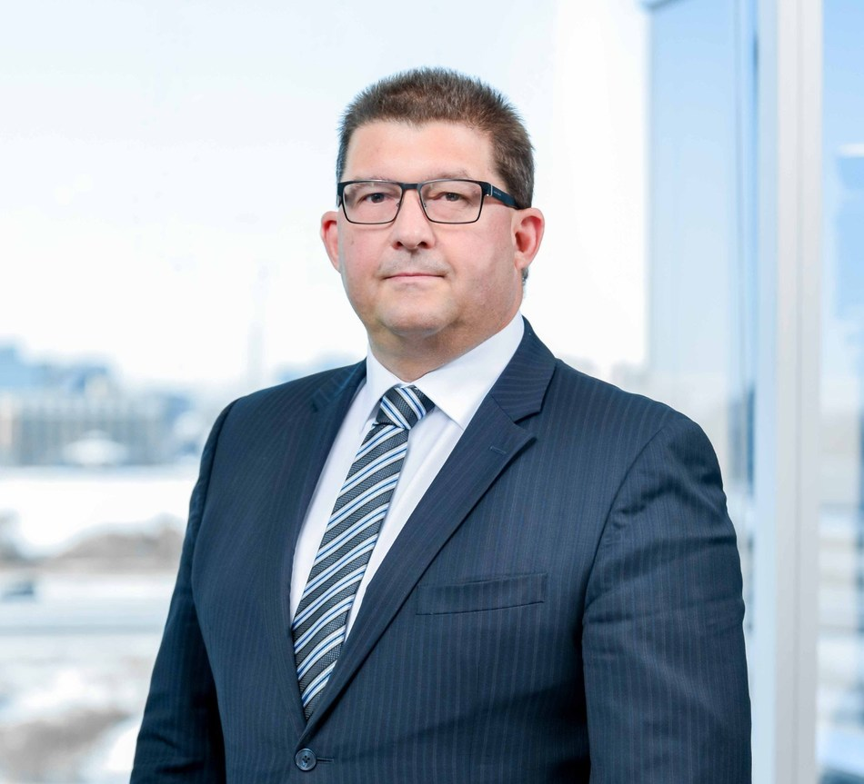 Dan Turner - Xperigo's New President & CEO (CNW Group/Xperigo)
