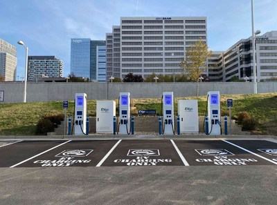 Virginia Department of Environmental Quality and EVgo Celebrate Opening of First High-Powered EV Fast Chargers in Statewide Public Charging Network