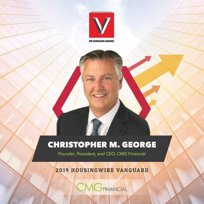 Christopher M. George, HousingWire Vanguard