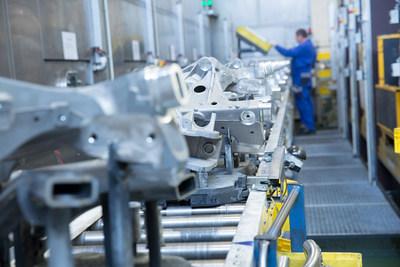 全球工厂迎来周年庆:本特勒工厂庆祝数十年的金属加工能力