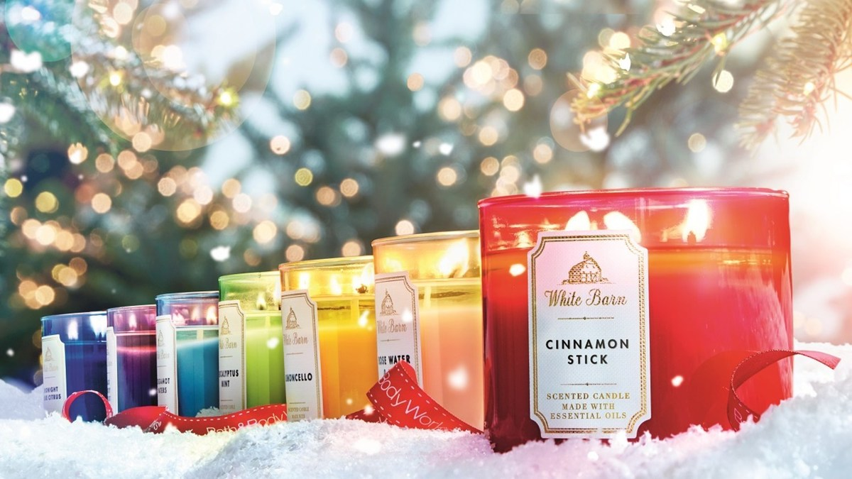 Bath And Body Works Days Of Christmas 2020 Bath & Body Works' Annual Candle Day Returns For A Sixth Year
