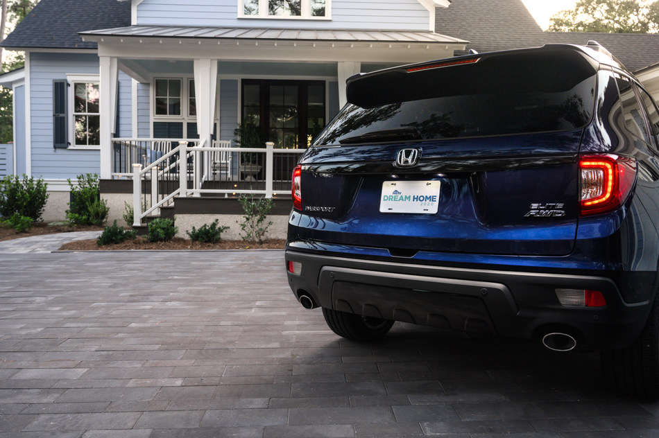 Home Giveaway 2020.Passport To A Dream New Honda Suv Joins Hgtv Dream Home 2020