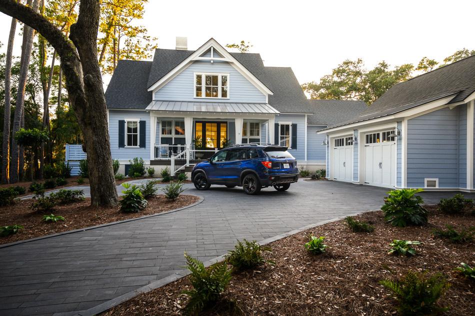 Home Improvement Sweepstakes 2020.Passport To A Dream New Honda Suv Joins Hgtv Dream Home 2020