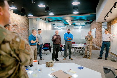 MGMWERX Facilitates Design Sprint to Streamline Automated Weapons Loading Checklist for Air Force
