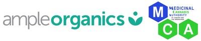 Ample Organics / The Medicinal Cannabis Authority (CNW Group/Ample Organics Inc.)