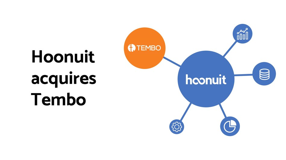 Hoonuit, a leading provider of data management, analytics, and professional learning solutions in education, announced today its acquisition of Tembo, Inc., a leader in public assessment and accountability reporting.