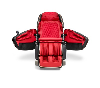 Esqapes VR software and OHCO M.8 massage chair takes technology-based wellness and relaxation to new heights
