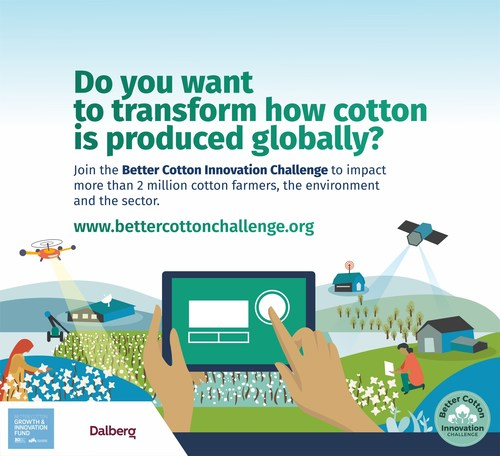 BCI launches The Better Cotton Innovation Challenge with $150,000 in prize money