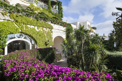 Capri Palace Outdoor