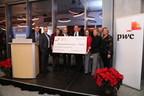 PwC Canada donates $250K to Mackenzie Health Foundation for New Vaughan hospital