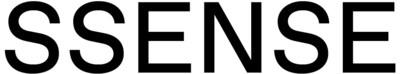 Logo : SSENSE (Groupe CNW/SSENSE)
