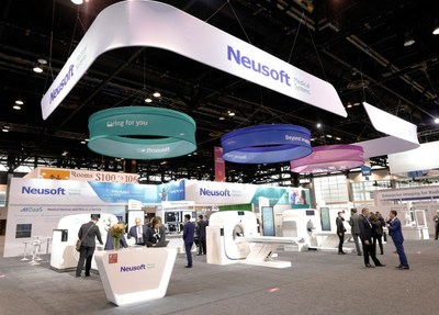 Neusoft Medical exhibe nuevas innovaciones en RSNA 2019 (PRNewsfoto/Neusoft Medical)