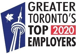 Greater Toronto's Top 2020 Employers (CNW Group/Cox Automotive Canada Company)