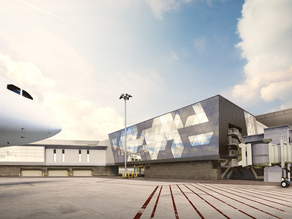 New Connection Centre – YUL Strengthens its Status as an Air Traffic Hub