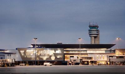 Connection Centre outside view (CNW Group/Aéroports de Montréal)