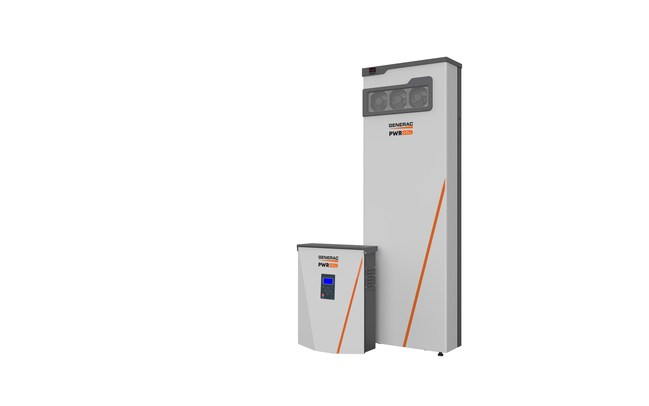 Generac PWRcell battery storage system