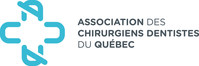 logo: ACDQ (CNW Group/ASSOCIATION DES CHIRURGIENS DENTISTES DU QUEBEC (ACDQ))