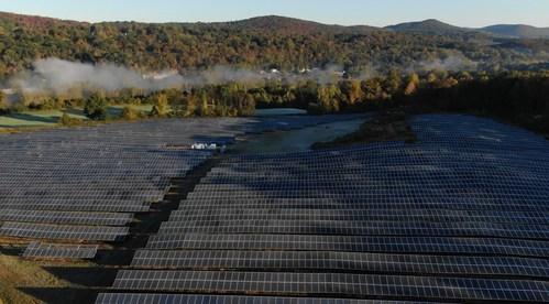 Crystal Springs Resort 25 Acre Solar Farm