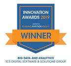 TCS Wins Big Data and Analytics Innovation Award for its Intelligent Urban Exchange Software