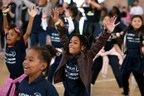 New Orleans Saints Pro-Bowler Terron Armstead Joins Local Youth And Community Leaders For Laureus USA's Annual New Orleans Day of Sport