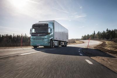 Volvo Trucks presenta camiones conceptuales eléctricos de gran tonelaje