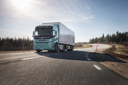 With these electric concept vehicles, Volvo Trucks will explore, demonstrate and evaluate different solutions, and measure the level of interest in society and the market.