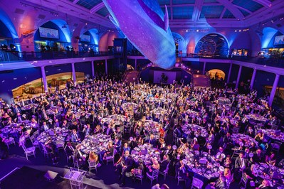 GENYOUth, a leading youth health and wellness nonprofit dedicated to creating healthier school communities held its annual fundraising Gala at New York's Museum of Natural History.  Over 500 guests attended the Gala where Kevin Warren, Commissioner-Elect of the Big Ten Conference was presented with GENYOUth's Vanguard Award and the organization raised nearly $2 million for national youth programs including Fuel Up to Play 60, AdVenture Capital and its grab and go school breakfast program.