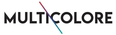 Logo : Multicolore (Groupe CNW/Québecor)