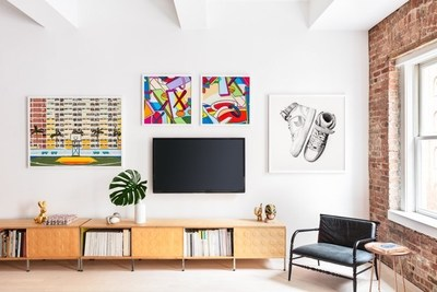 Art for Adults: House of Glue The newly launched online platform is shaking up the art world online