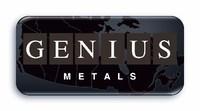 Logo: Genius Metals (CNW Group/Genius Metals Inc.)
