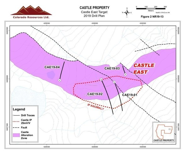 Figure Two (CNW Group/Colorado Resources Ltd.)