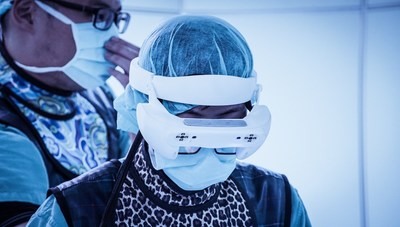 Breakthrough in Medical Electronics - A Novel Mixed & Augmented Reality Smart Glasses Surgical Navigation Solution