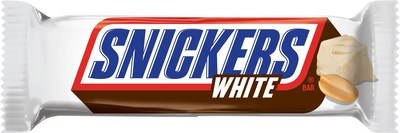 black and white snickers