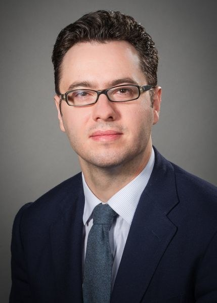 Dr. Stavros Zanos, assistant professor at the Feinstein Institutes for Medical Research