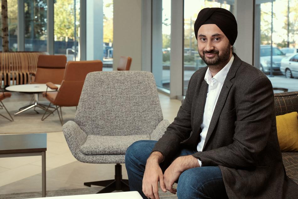 Preet Singh, CEO of Live Furnish, wins 2019 Velocity Creative Accelerator.