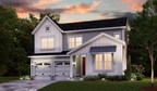 Richmond American's Hopewell plan at Embrey Mill in Stafford, VA, offers an open layout with elegant touches.