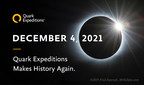 Quark Expeditions, The Only Team To Lead A Solar Eclipse Expedition In Antarctica, Launches Two New Eclipse Voyages