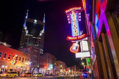 Air Canada today announced a new seasonal summer route between Nashville and Montreal, the only non-stop connection between these two cities, beginning in June. (CNW Group/Air Canada)