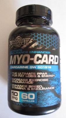 MYO-CARD (Groupe CNW/Santé Canada)