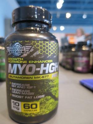 MYO-HGH (Groupe CNW/Santé Canada)