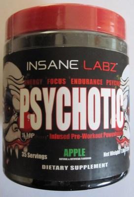 Psychotic (Groupe CNW/Santé Canada)