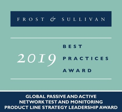 Empirix Chosen by Frost & Sullivan as the 2019 Best Practices Leader for It's Network Test and Monitoring Product Line Strategy