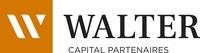 Logo: Walter Capital Partenaires (CNW Group/Walter Global Asset Management)