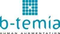 Logo: B-Temia (CNW Group/B-TEMIA)