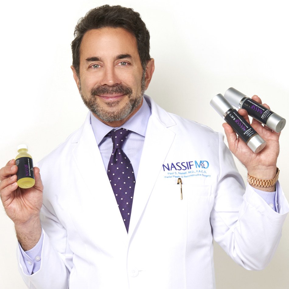 Dr. Paul Nassif, World-Renowned Facial Plastic Surgeon And