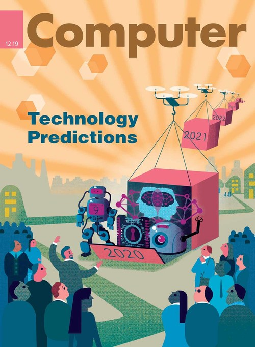 Computer Magazine's special issue featuring Technology Predictions for 2020 by the IEEE Computer Society