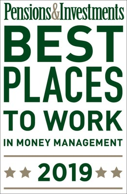 Highland Capital Management Receives 2019 Best Places to Work in Money Management Award