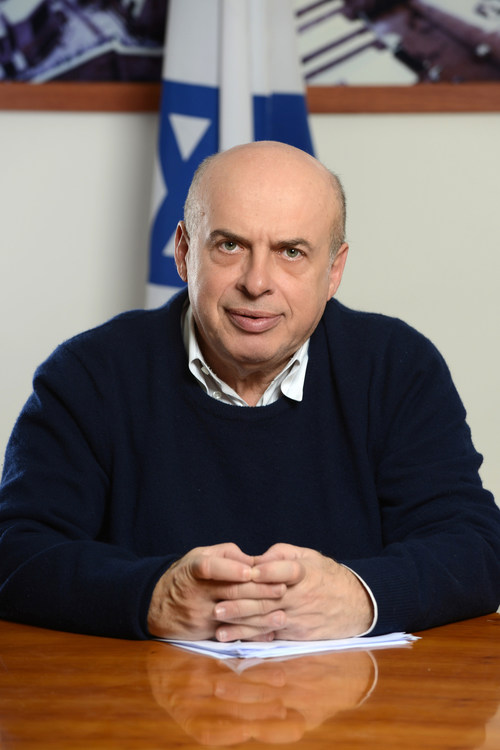 2020 Genesis Prize Laureate Natan Sharansky